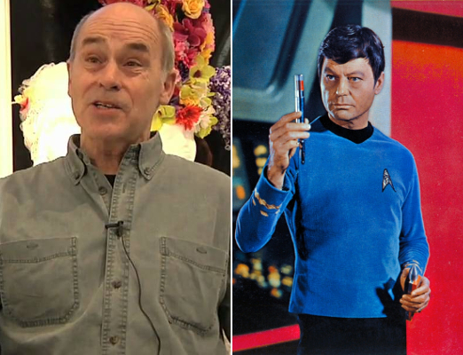 10 John Dunsworth as McCoy