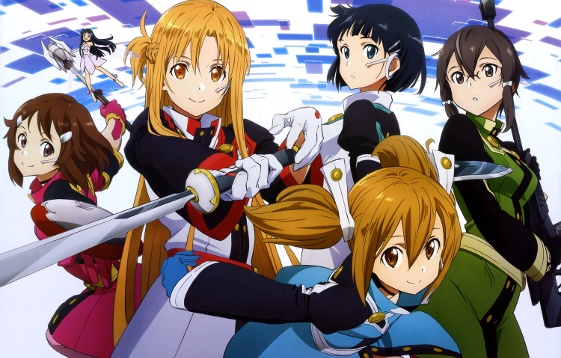 10 Sword Art Online The Movie OS