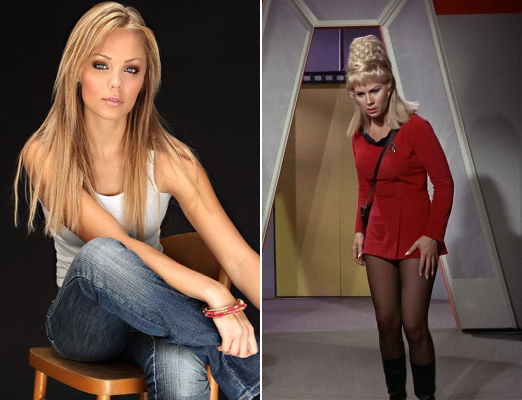 3 Laura Vandervoort as Rand