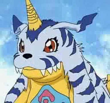 4 Gabumon Digimon Adventure