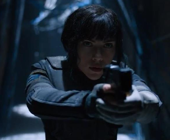 4 Ghost in the Shell U.S. Movie