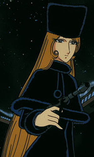 6 Maetel Galaxy Express 999