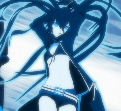 9 Black Rock Shooter Black Rock Shooter