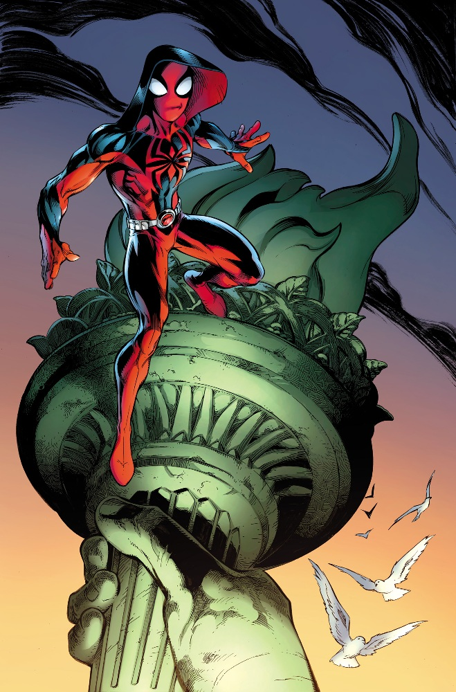 Ben Reilly The Scarlet Spider 1 Preview 1