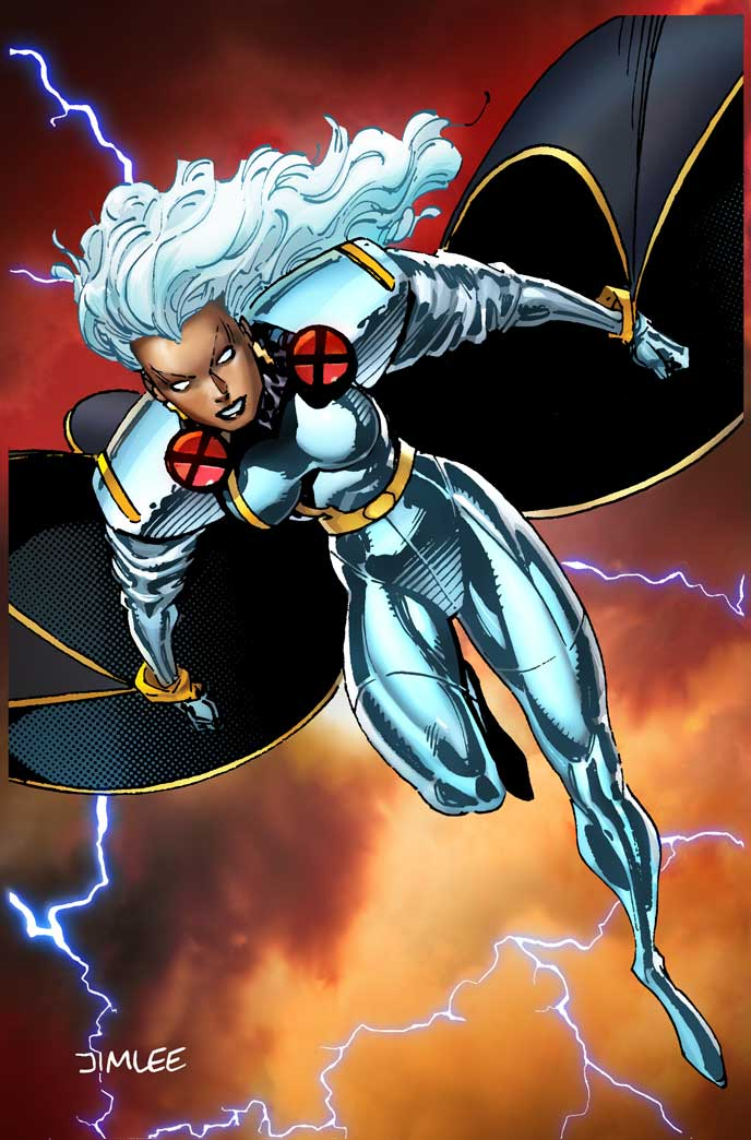 Black Panther 16 X Men Trading Card Variant