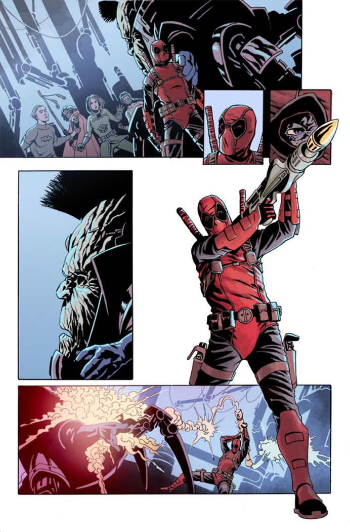 Deadpool Kills The Marvel Universe Again 003