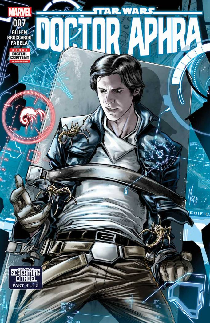 Doctor Aphra 7 Cover