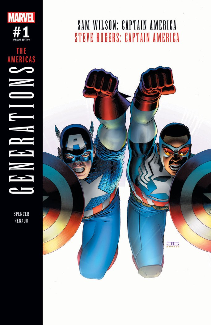 Generations The Americas Cassaday Variant