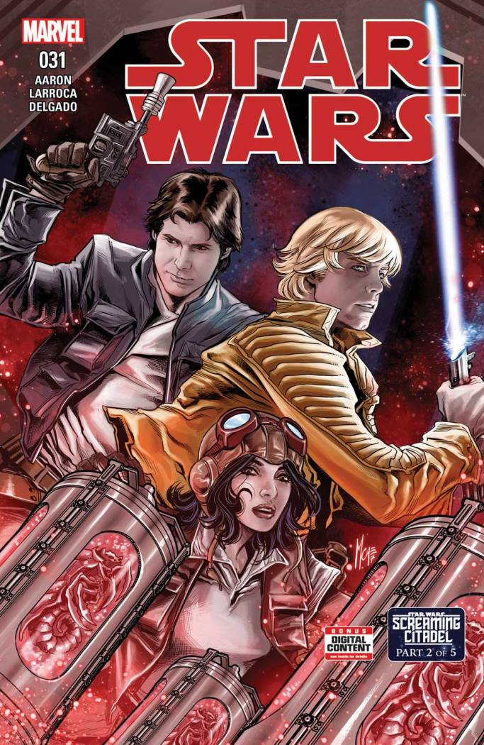 Star Wars 31 Cover