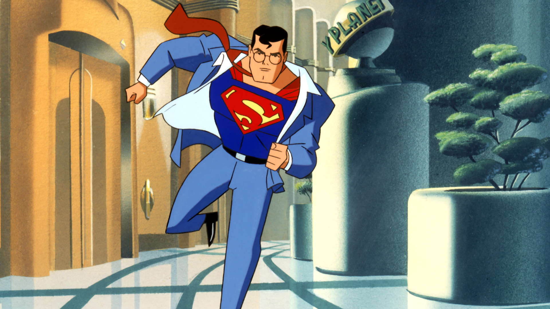 Superman The Animated Series 7085871