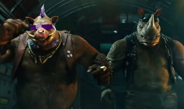 TMNT 2 rocksteady bebop pointofgeeks