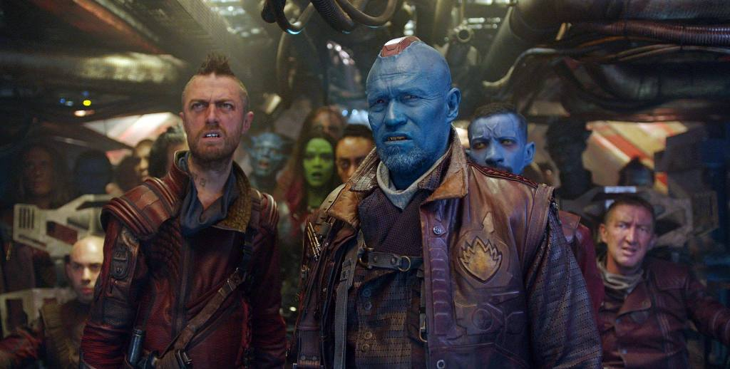 Yondu in Guardians of the Galaxy 2