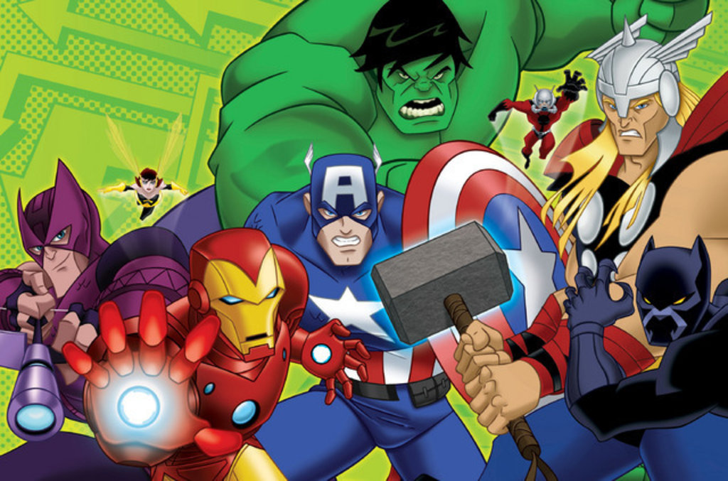 avengers animated 2