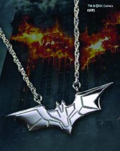 Batman: The Dark Knight  - Sterling Silver Pendant Collectible