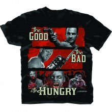 The Walking Dead  - Good Bad Hungry T-Shirt XXL