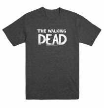 The Walking Dead  - Logo T-Shirt LRG