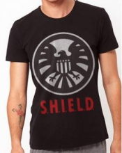 Avengers Assemble  - Agent of Shield T-Shirt LRG