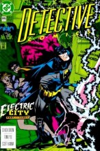 Detective Comics  #646 Modern Age Back Issue