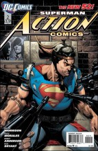 Action Comics (Vol. 2)  #2 Modern Age