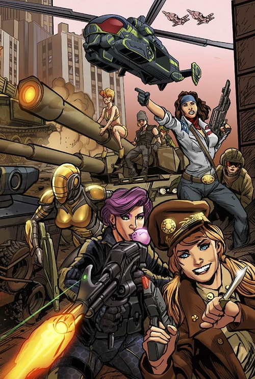GI Jane - Women of War  #1