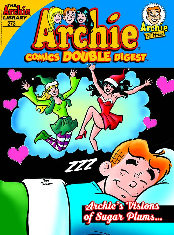Archie Double Digest  #273