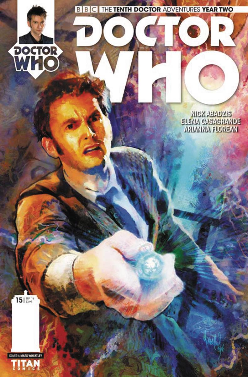 Doctor Who - 10th - Year Two  #15
