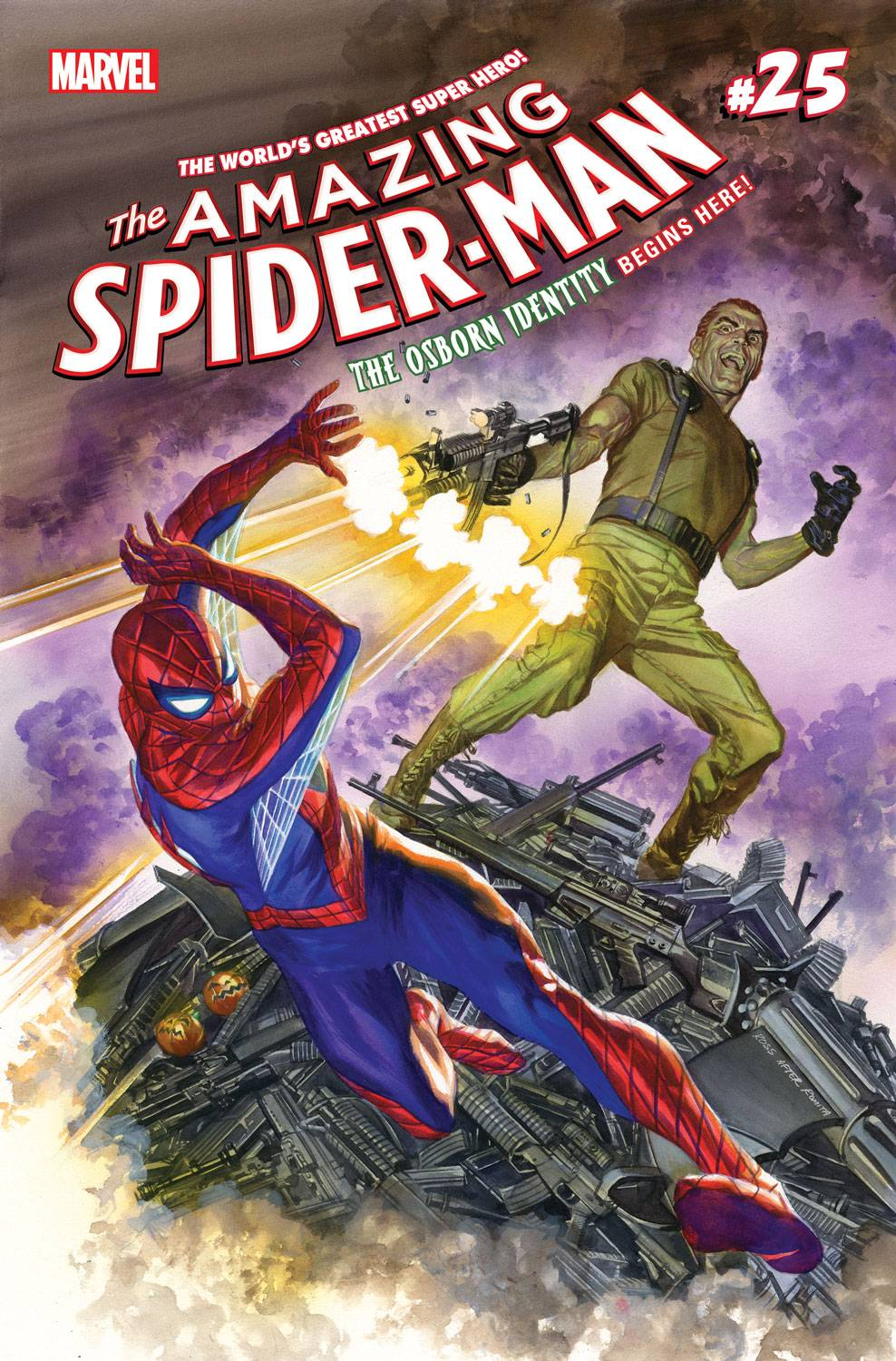 Amazing Spider-Man (Vol. 4)  #25