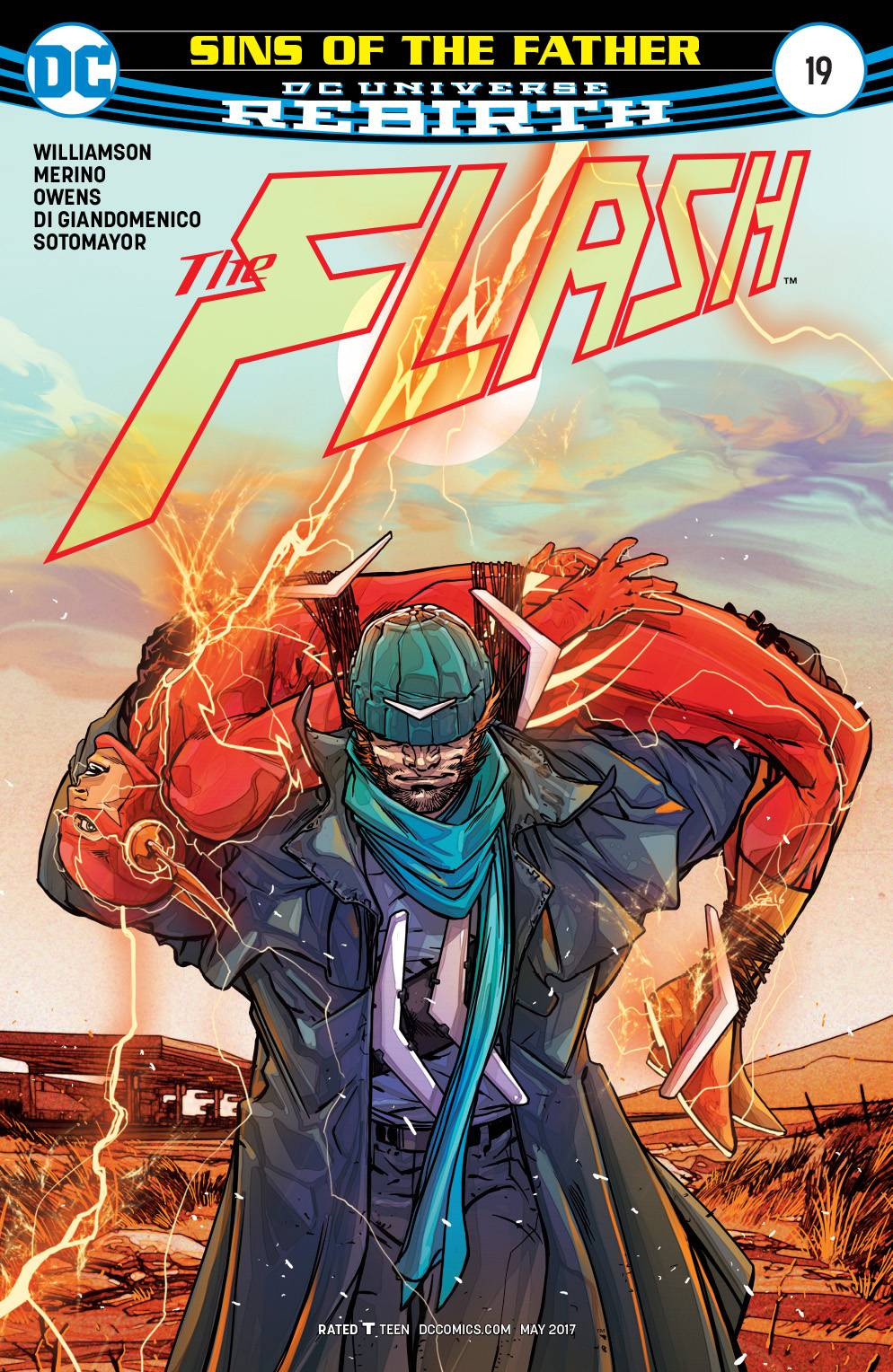 Flash (Vol. 5)  #19