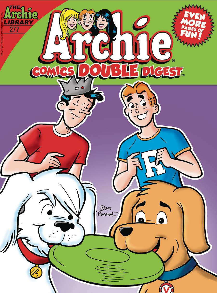 Archie Double Digest  #277