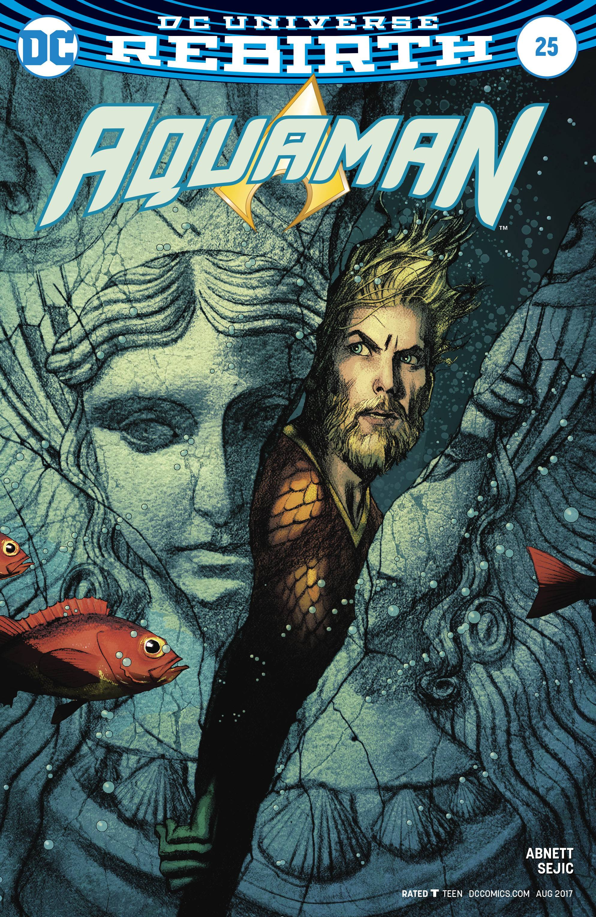 Aquaman (Vol. 8)  #25 Variant