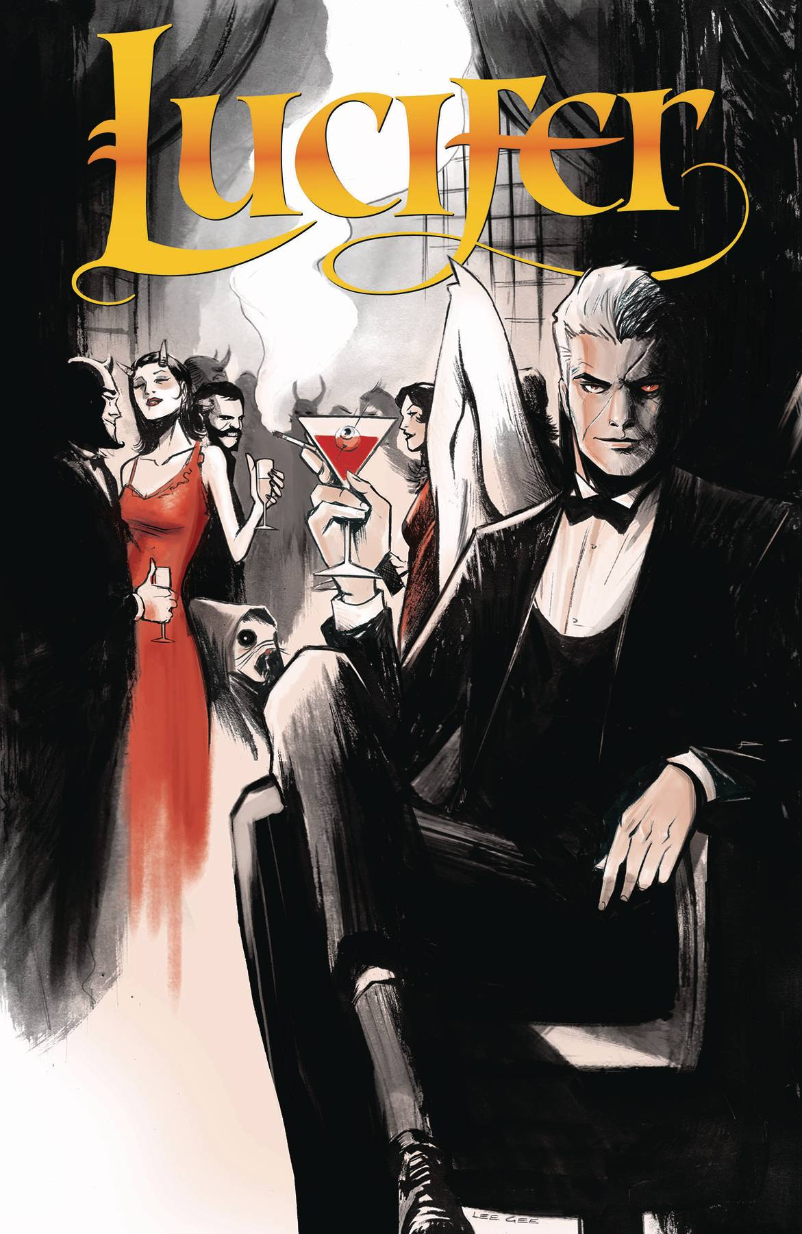 Lucifer (Vol. 2)  #19
