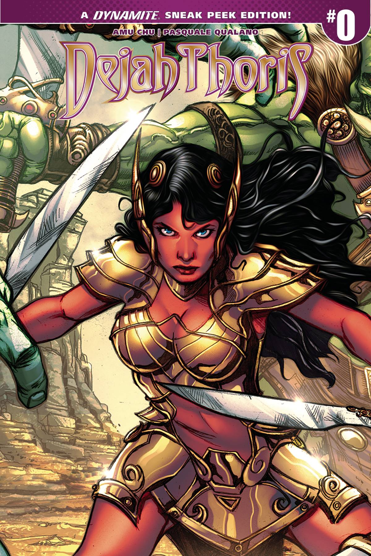 Dejah Thoris (Vol. 2)  #0 1:50 Variant