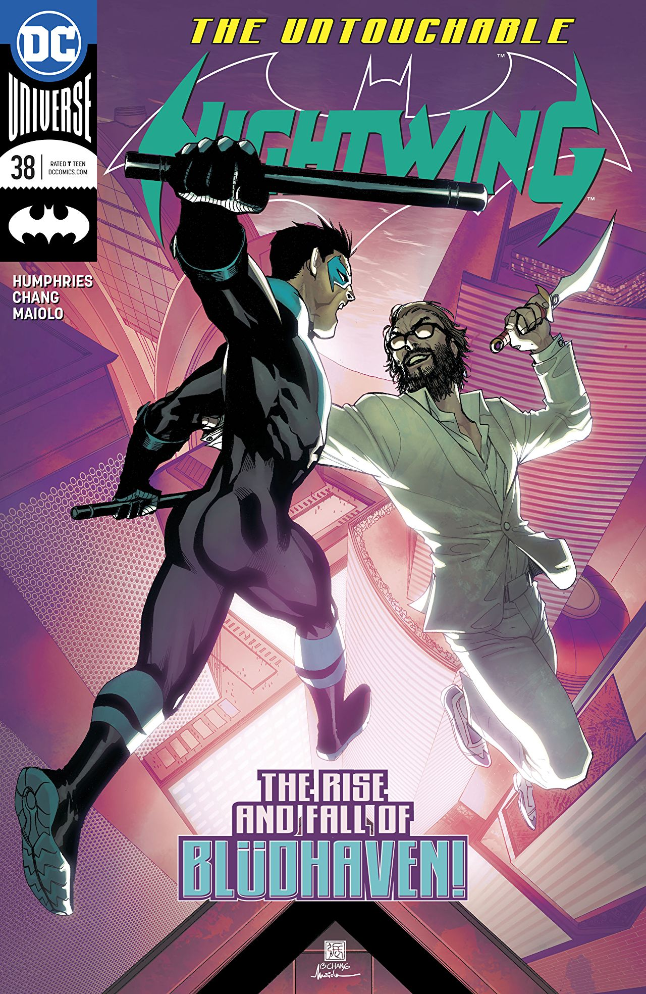 Nightwing (Vol. 4)  #38