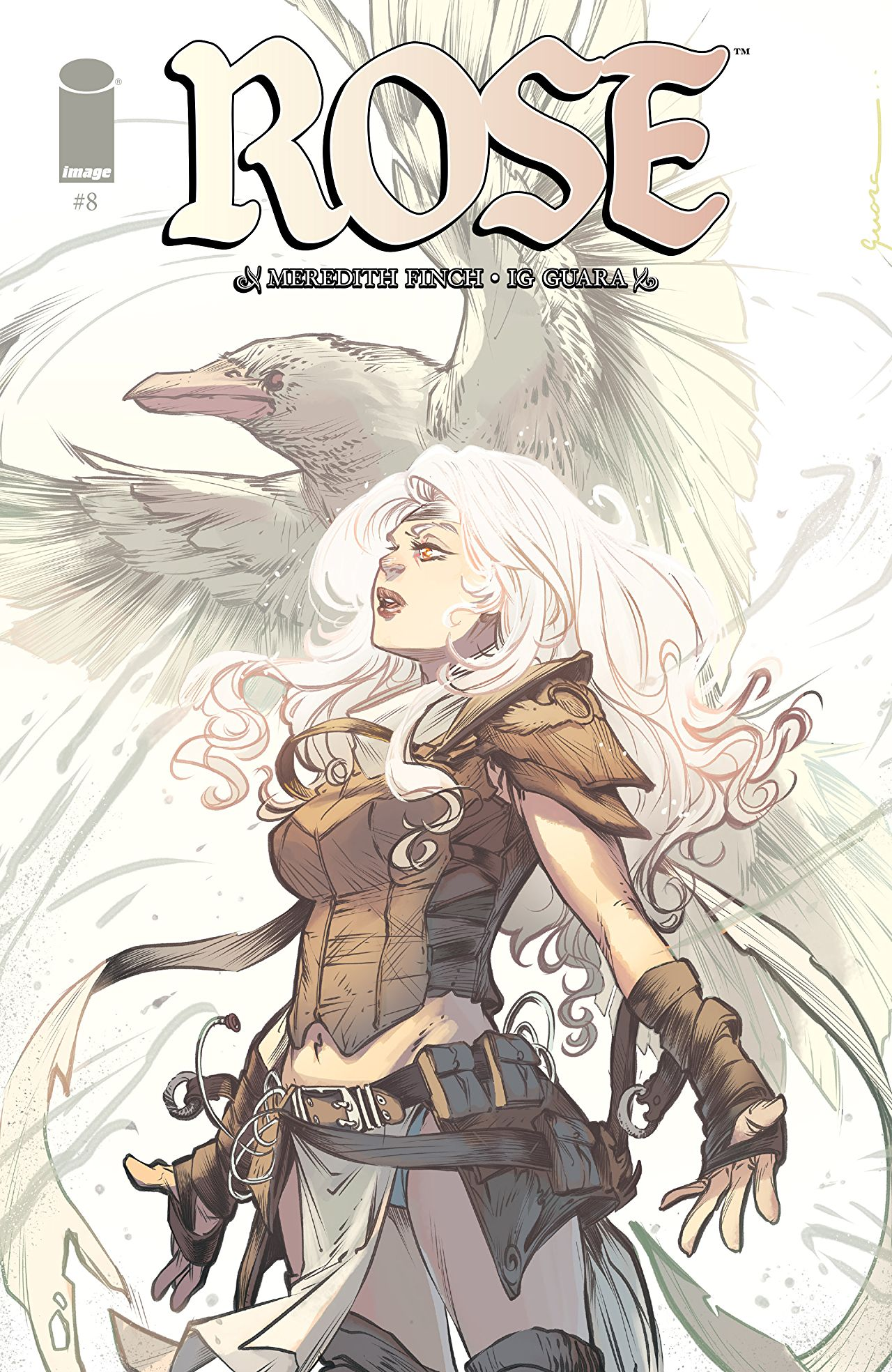 Rose  #8 Cover A