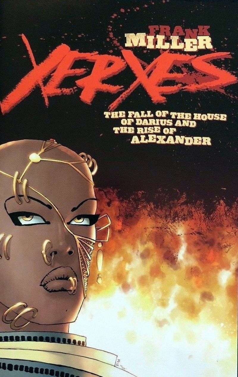 Xerxes - Fall of House Of Darius (5P Ms)  # Preview Edition