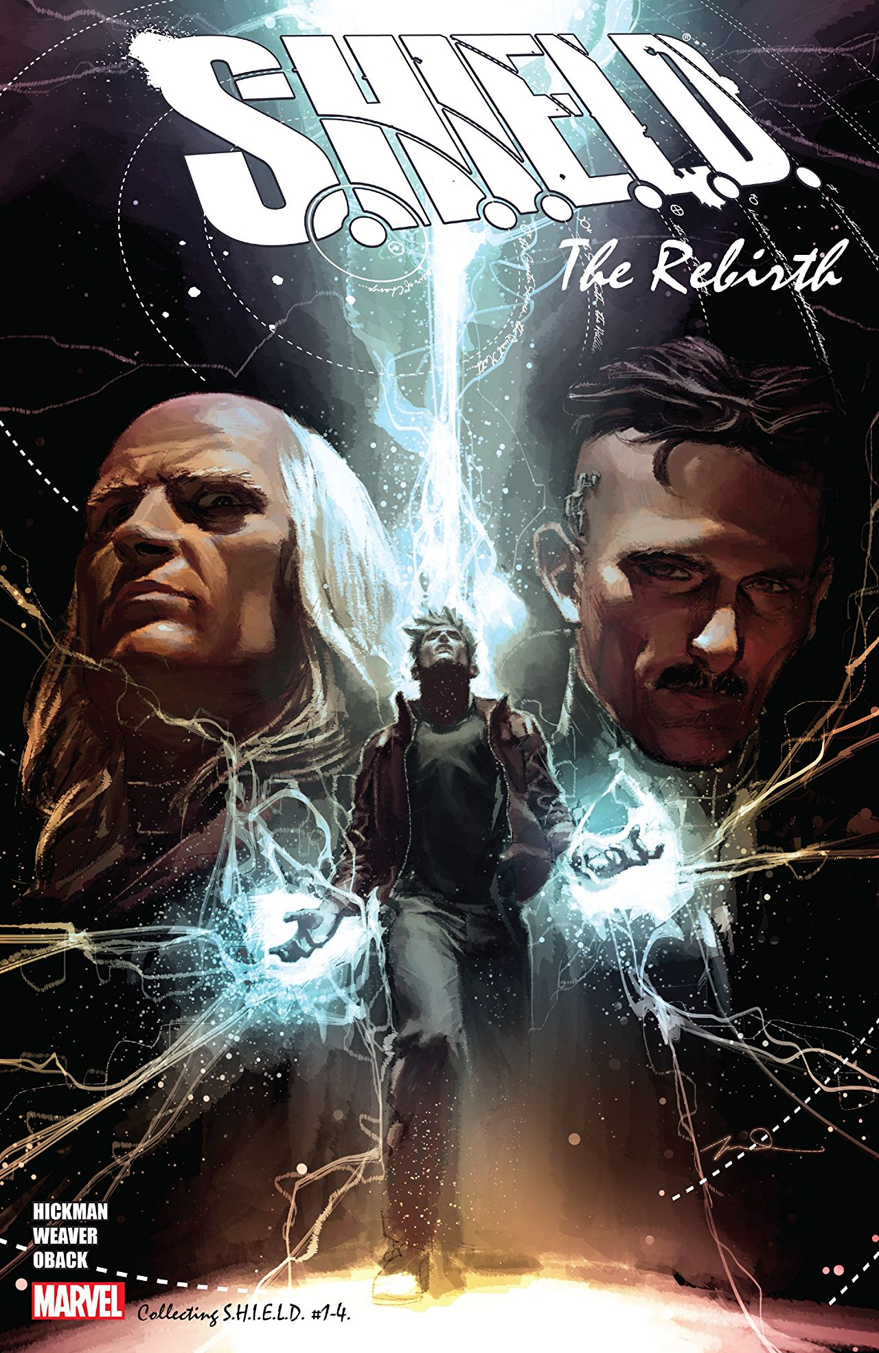 SHIELD - Rebirth  #1
