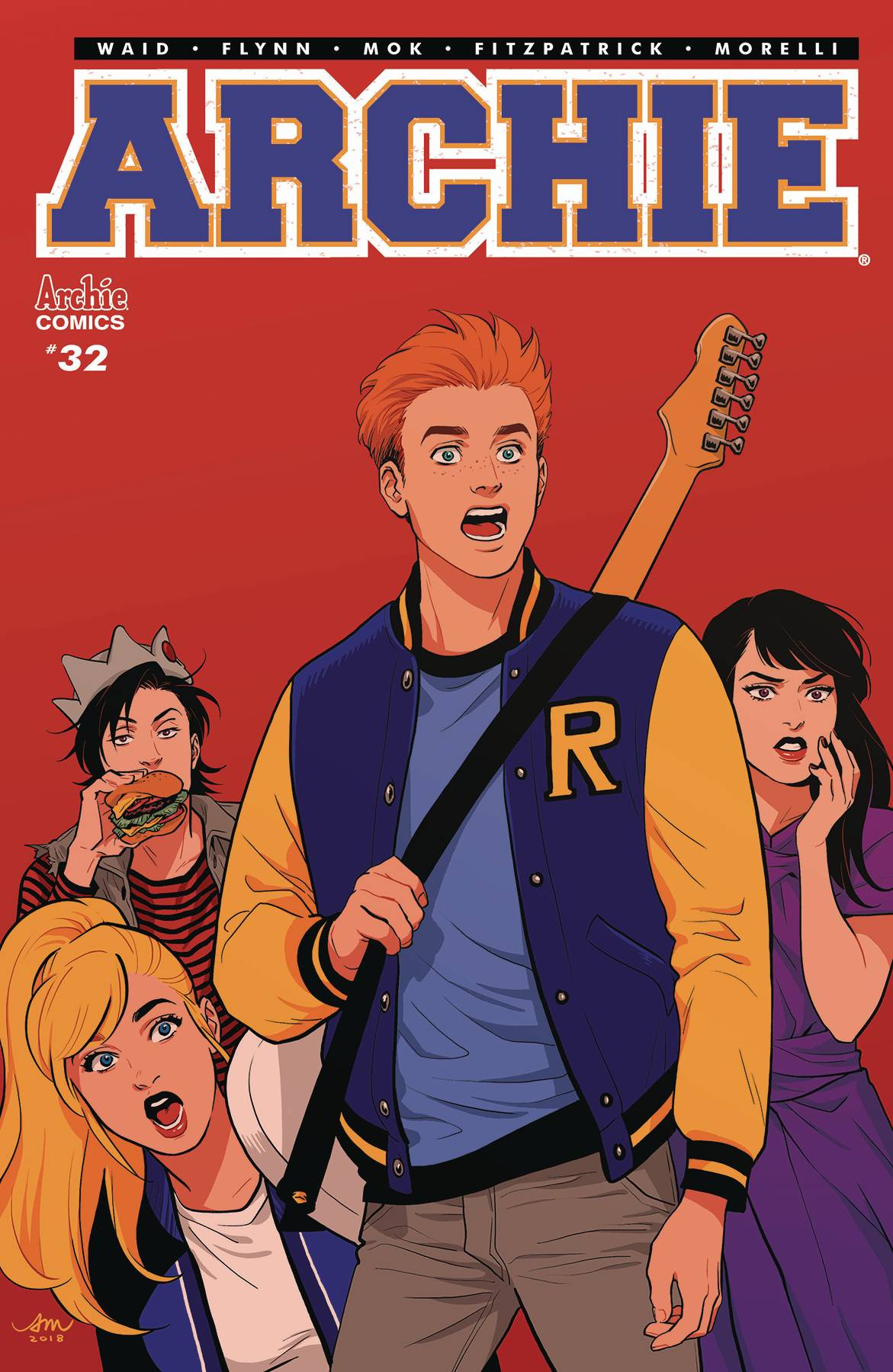 Archie (Vol. 2)  #32 Cover A