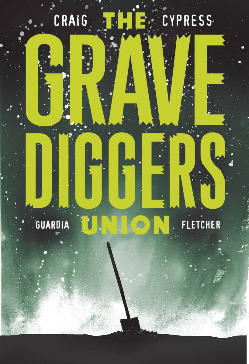 Gravediggers Union  #9 Cover A