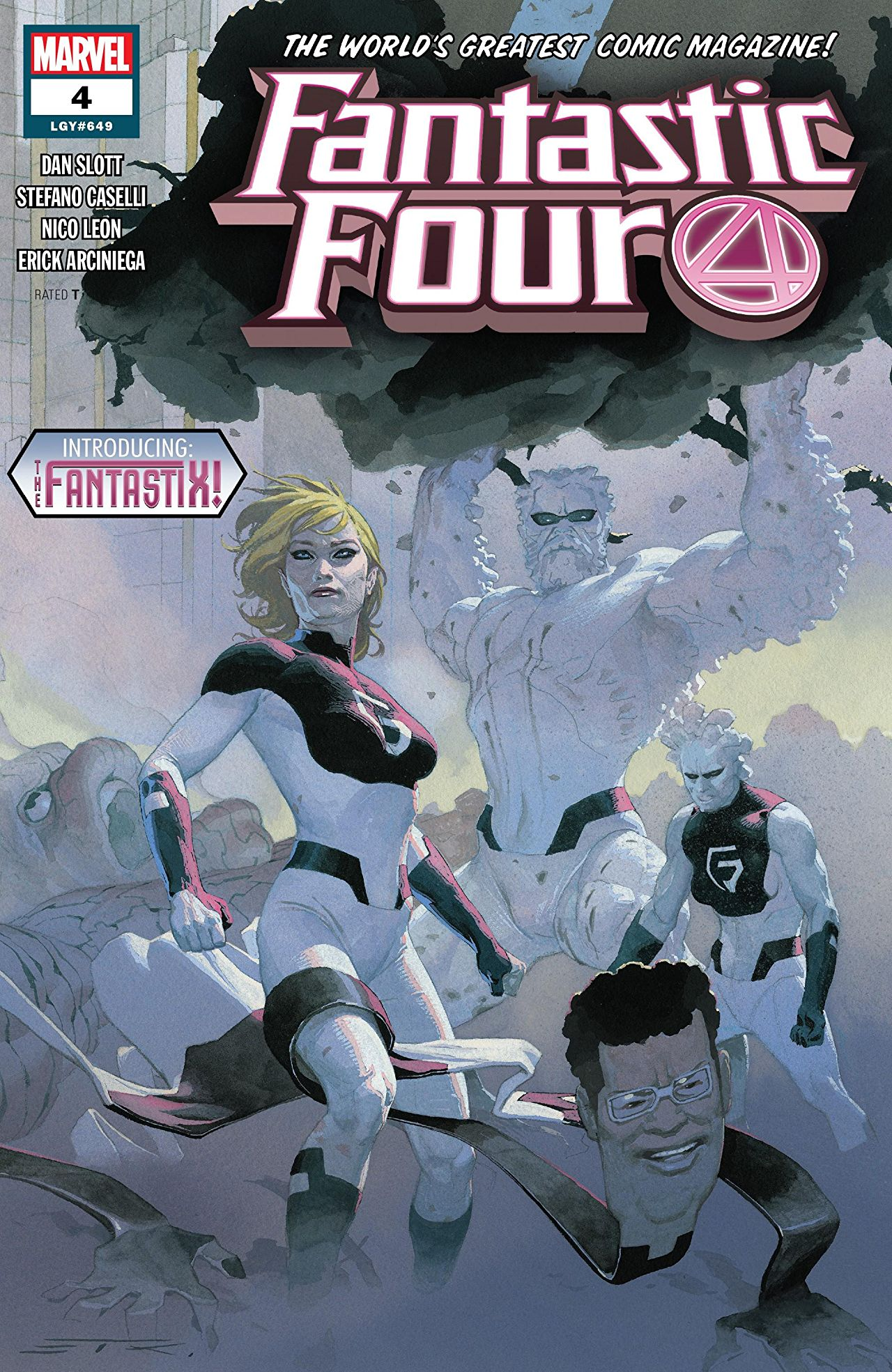 Fantastic Four (Vol. 6)  #4