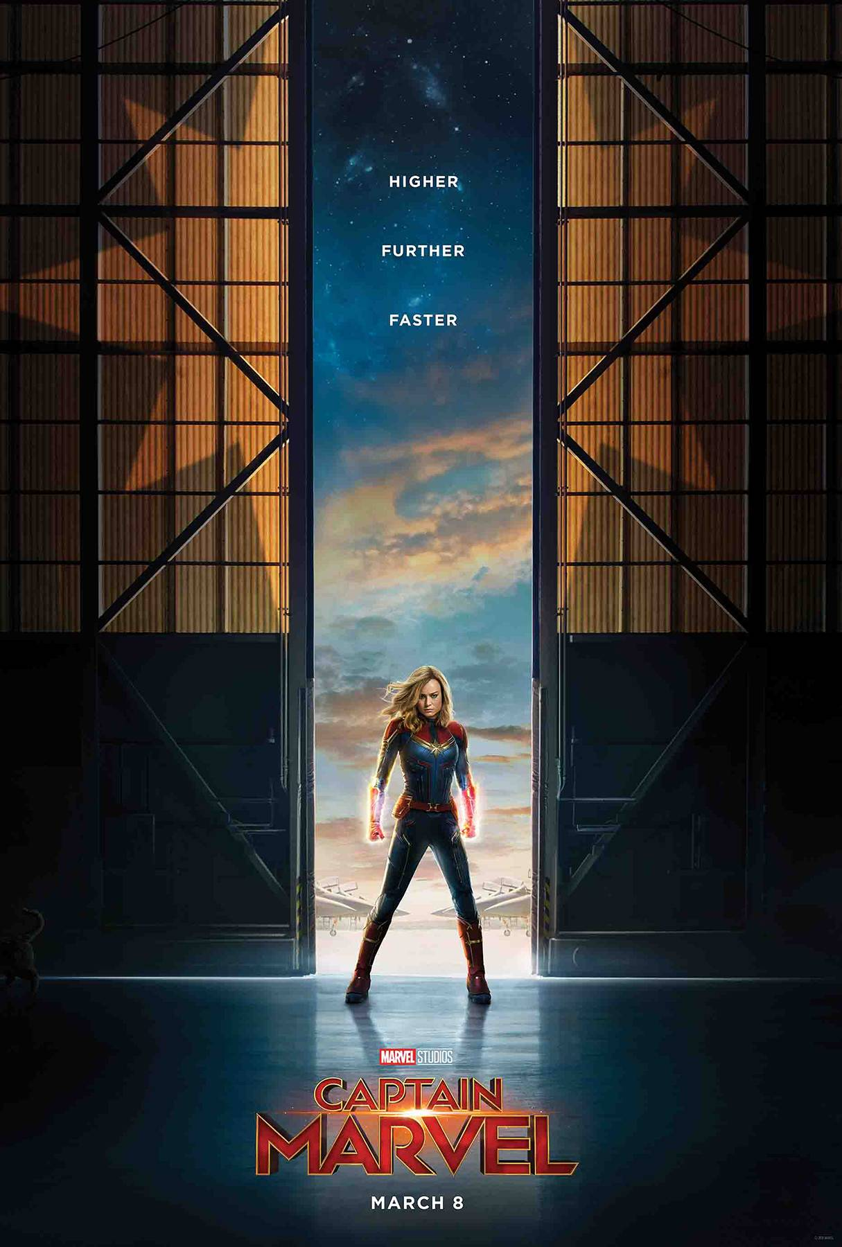 Captain Marvel (Vol. 11)  #1 1:10 Movie Variant
