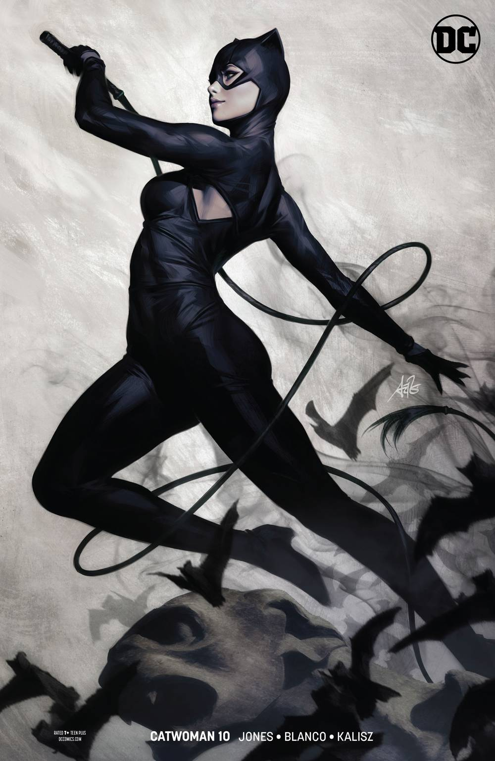 Catwoman (Vol. 5)  #10 Variant
