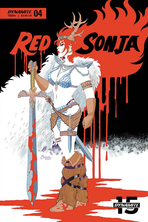 Red Sonja (Vol. 5)  #4 Cover A
