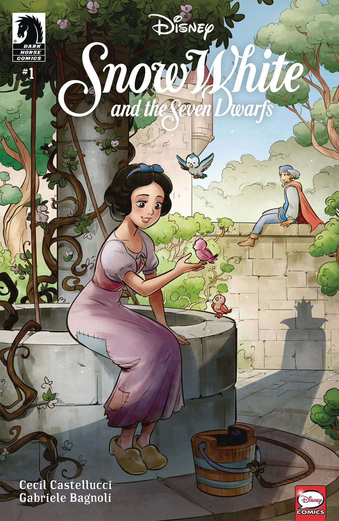 Disney: Snow White and the Seven Dwarfs (3P Ms)  #1
