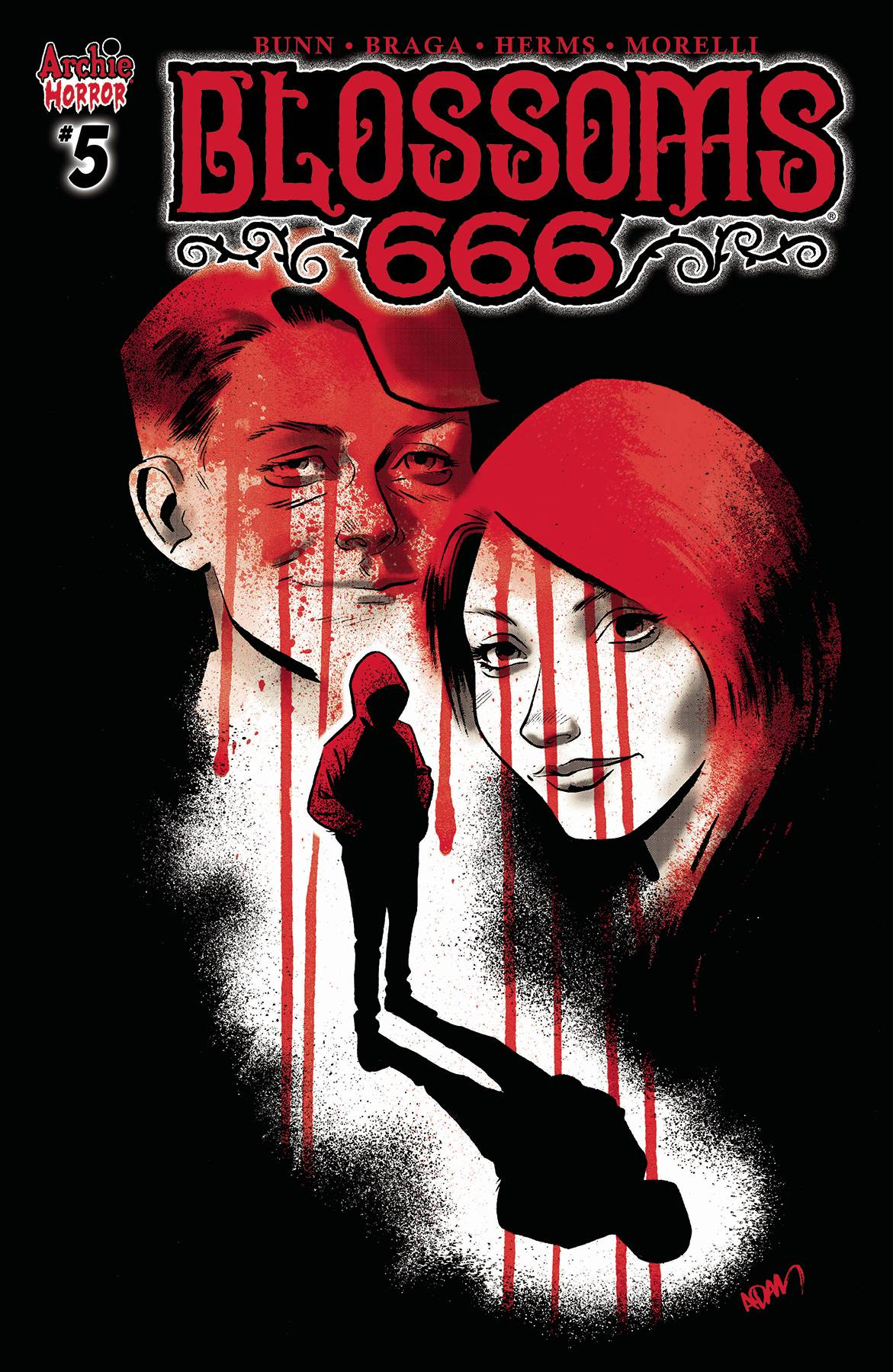 Blossoms 666  #5 Cover B