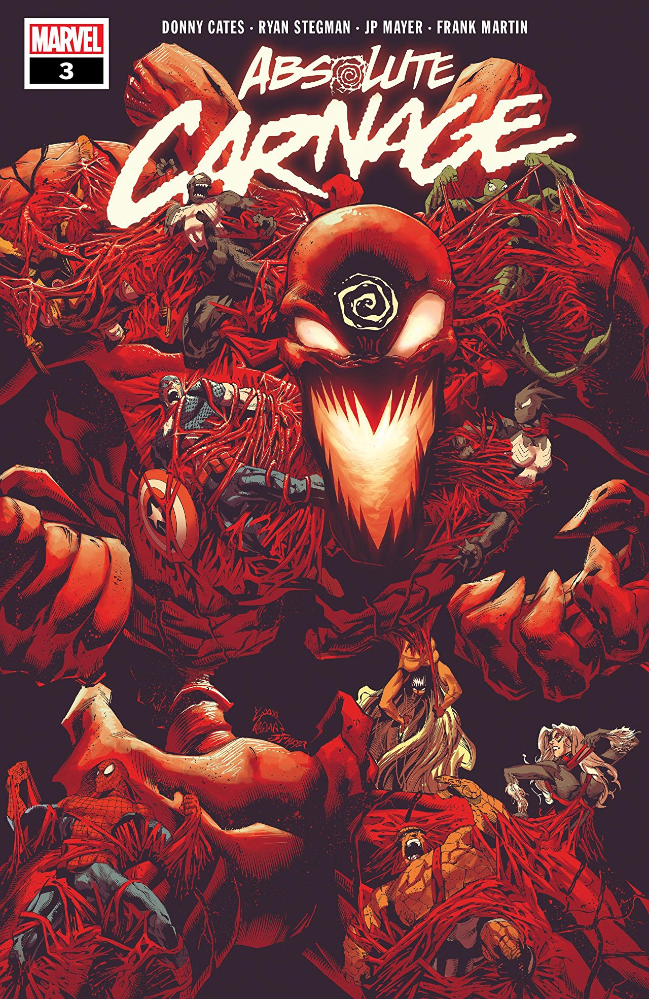 Absolute Carnage (4P Ms)  #3