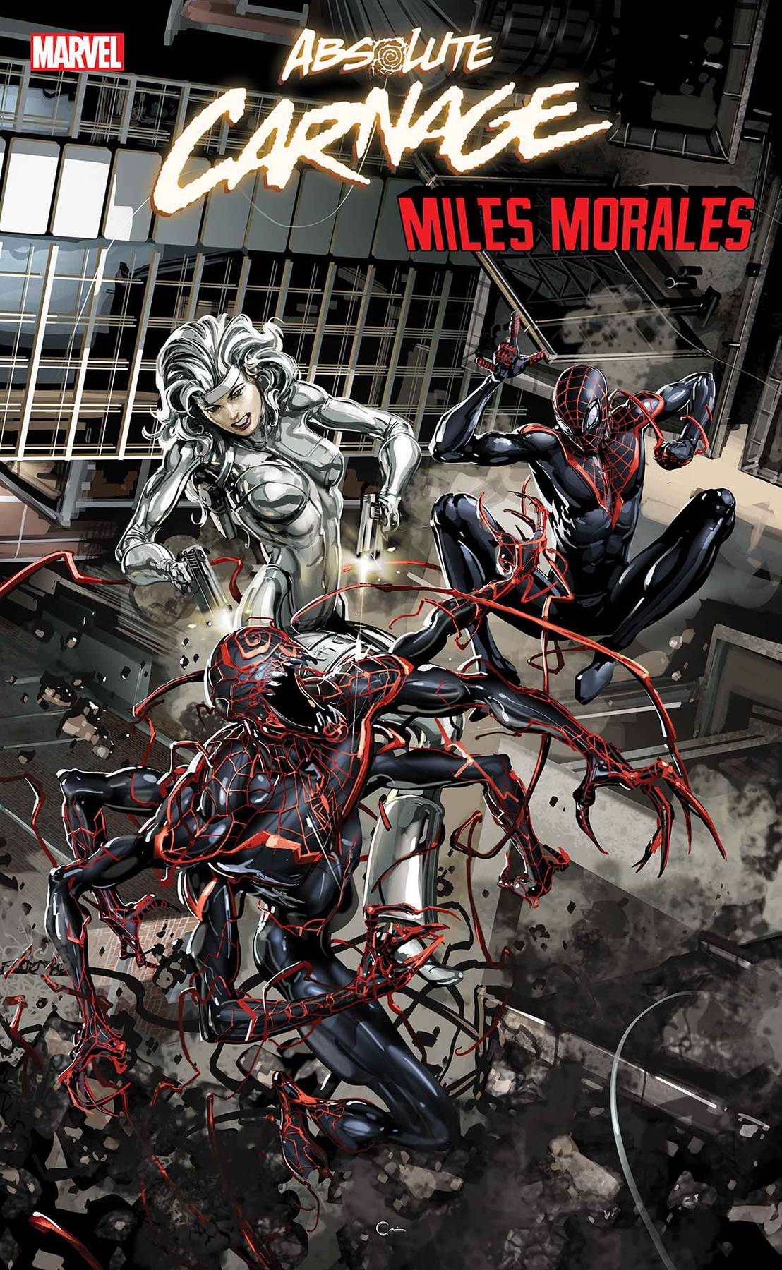 Absolute Carnage: Miles Morales (3P Ms)  #3