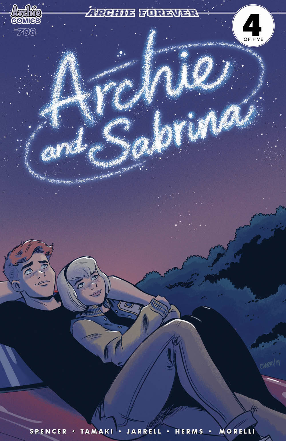 Archie (Vol. 2)  #708 Cover A
