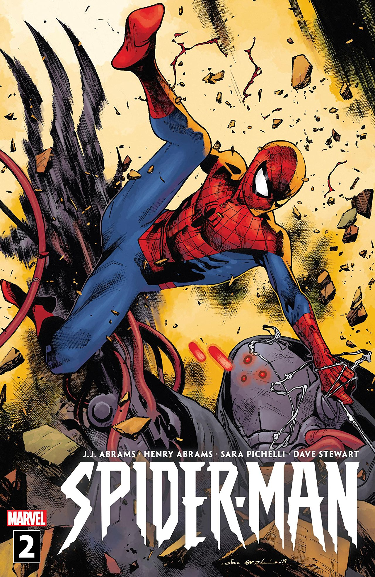 Spider-Man (5P Ms)  #2