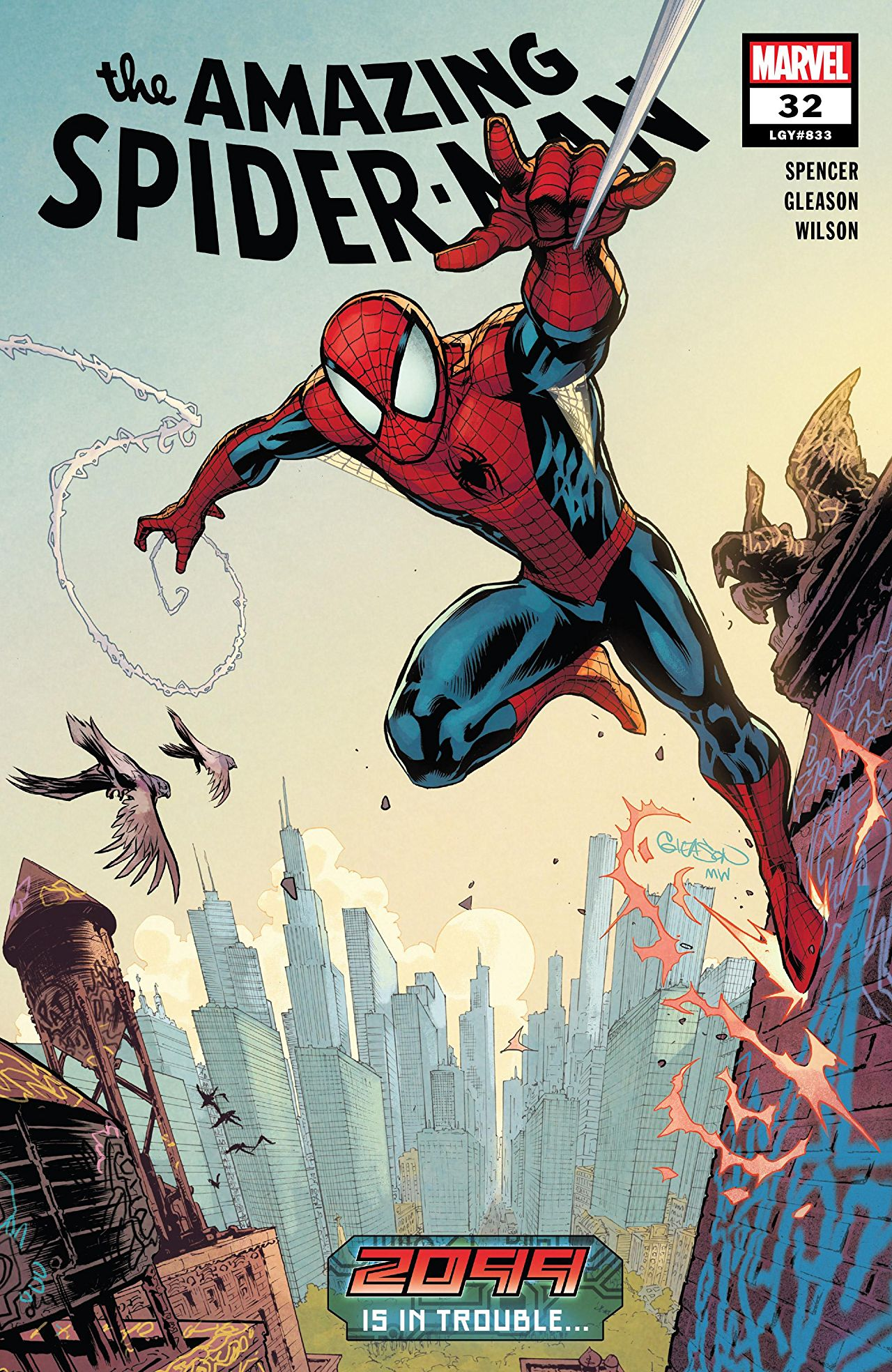 Amazing Spider-Man (Vol. 6)  #32
