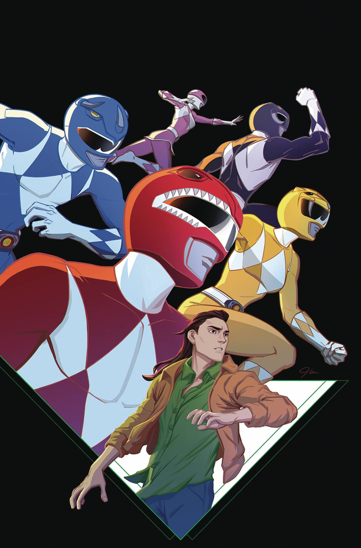 Go Go Power Rangers  #25